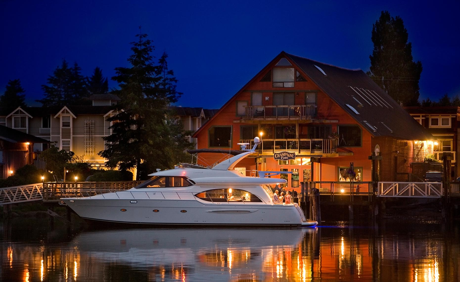 Seattle Yacht Boating Marine Photographer Steinberger