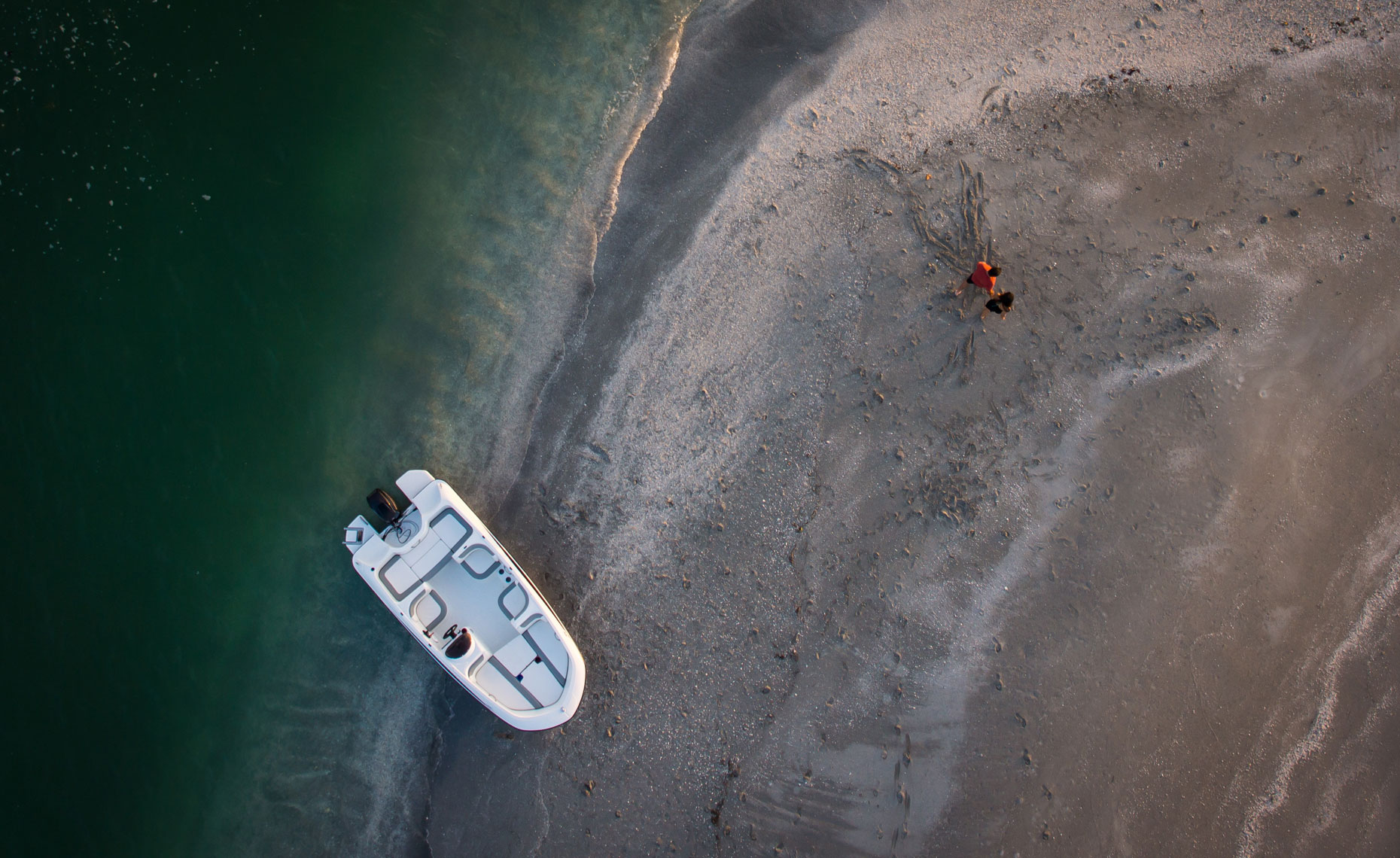 Boat Drone Aerial Photographer Steinberger