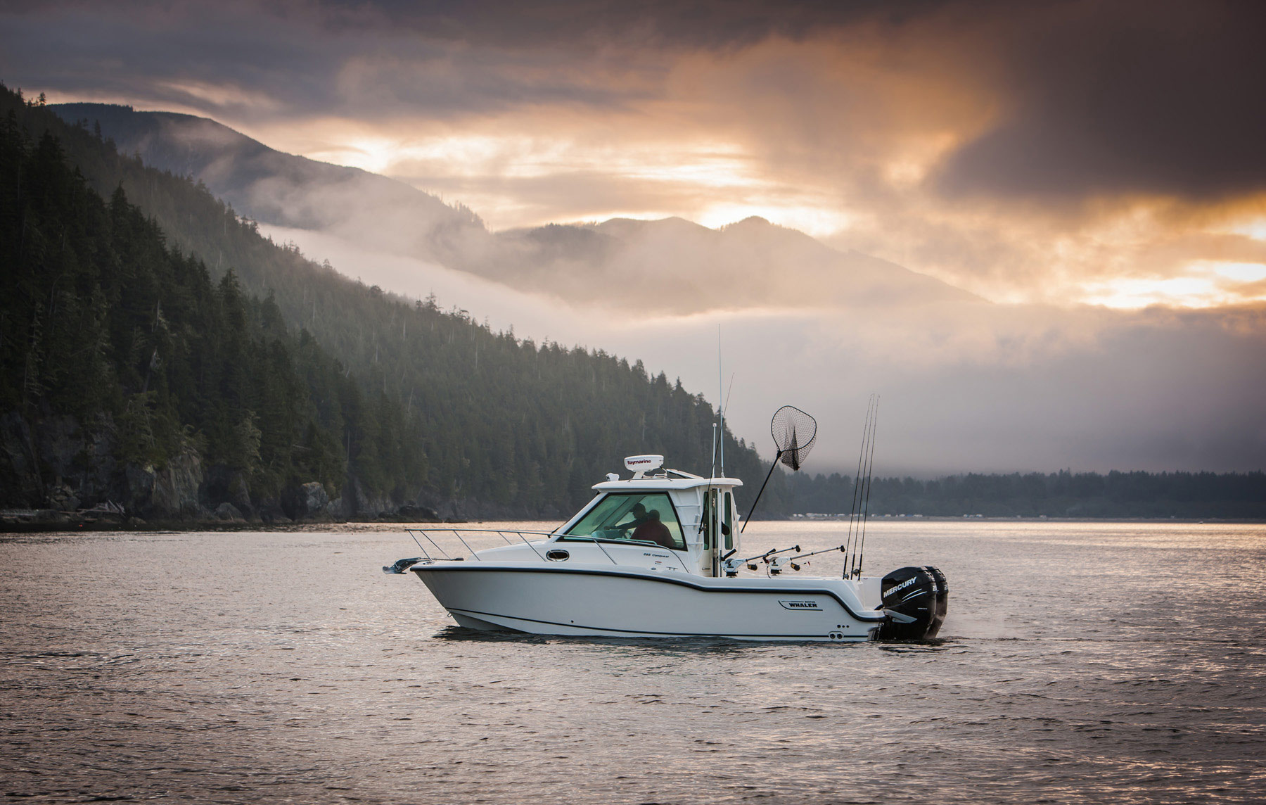 Fishing Boating Photographer Richard Steinberger