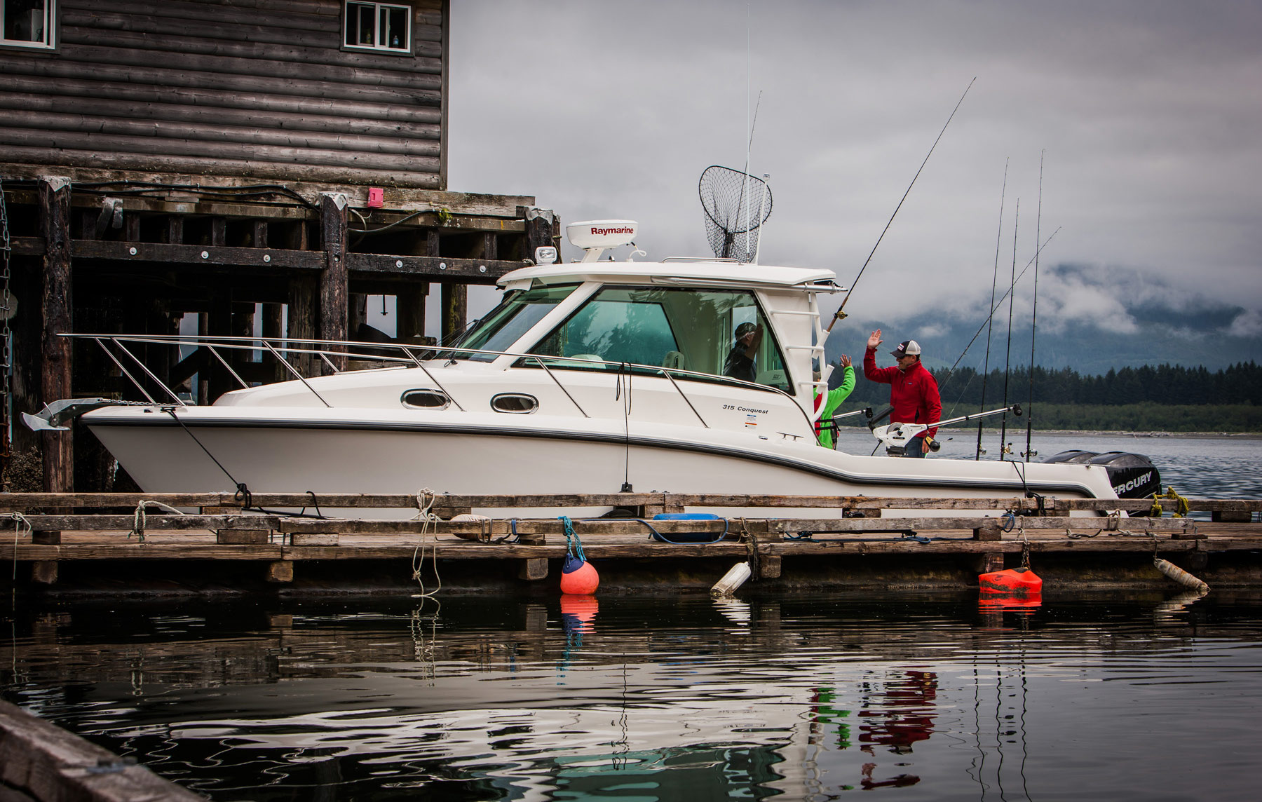 Canada Marine Boating Photographer Steinberger