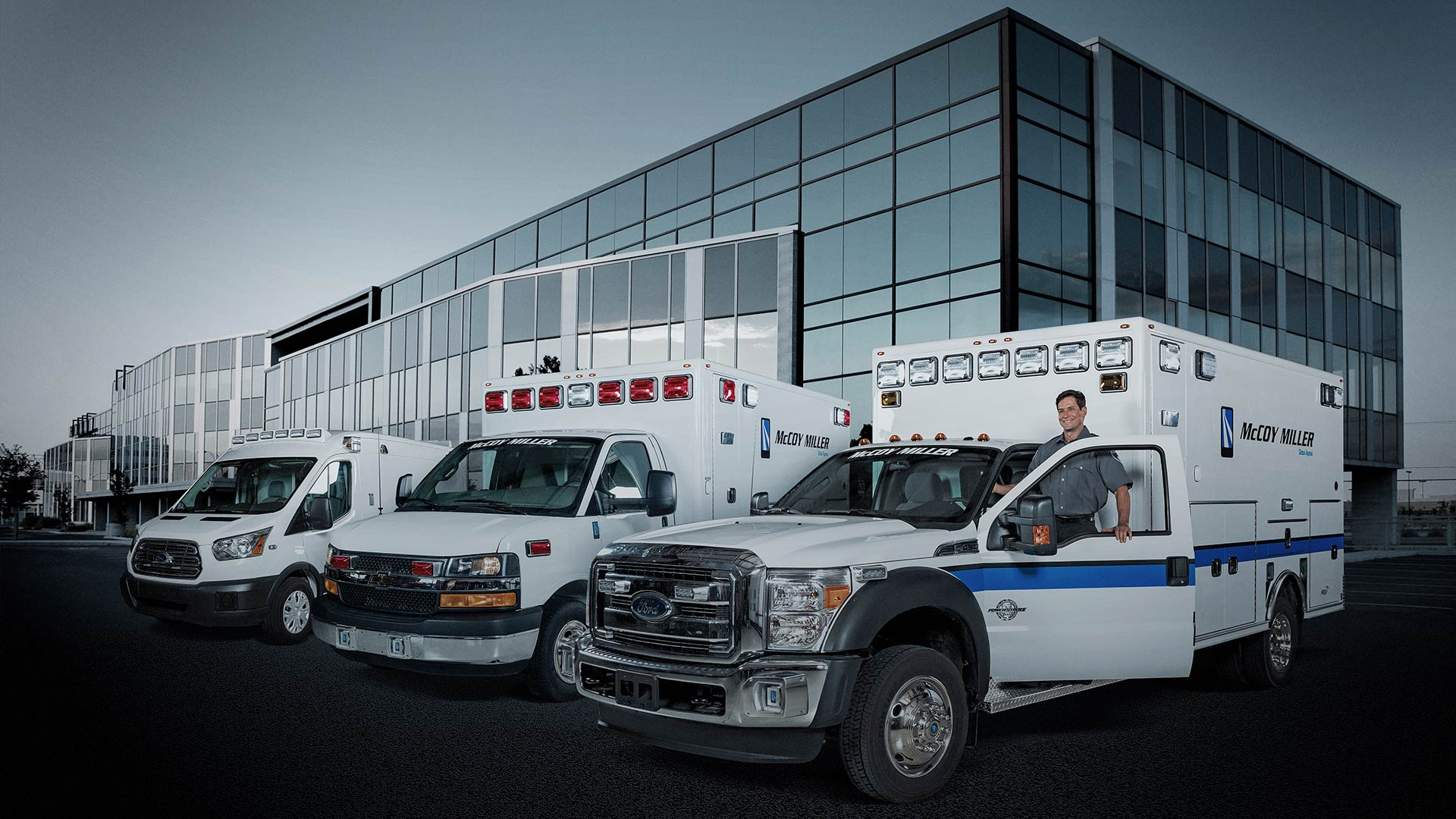 Ambulance Industrial Commercial Vehicle Automotive