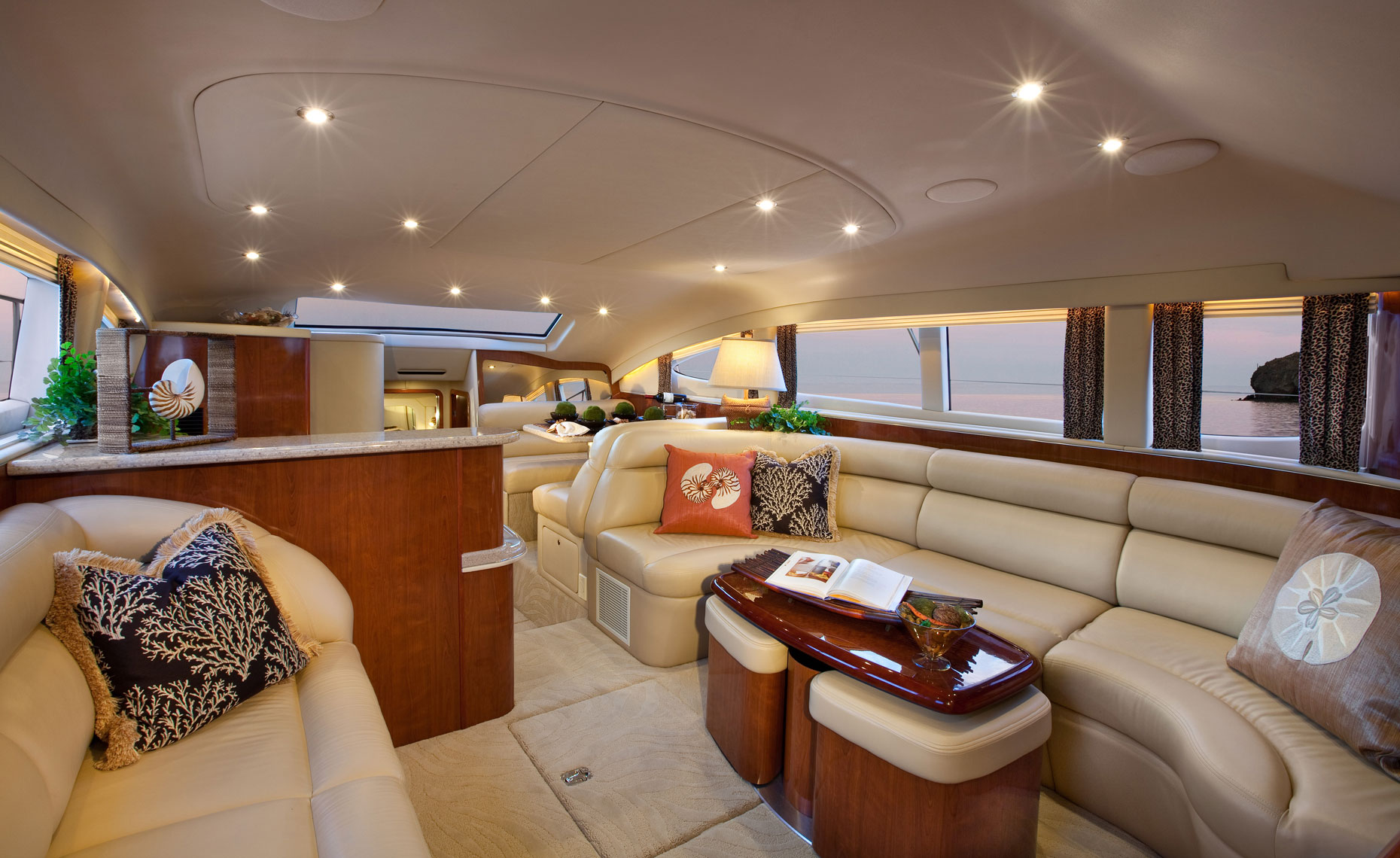Luxury Interior Marine Yacht Photographer Steinberger
